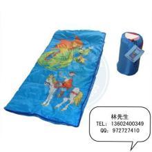 供应高级儿童印花童话睡袋可爱宝宝睡袋