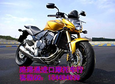 本田摩托车本田黄蜂600摩托车报价 600摩托车价格 路路通进高清图片