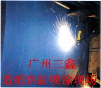 供应印刷造纸行业机械修复烘缸滚筒喷涂图片