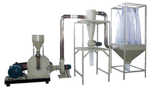 供应张家港塑料机械pvc塑料磨粉机