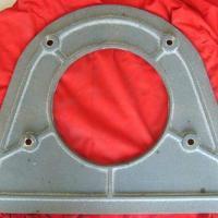 供应耐磨弯形端板