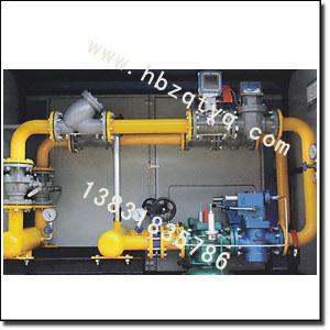 供应工业炉窑供气专用燃气调压柜