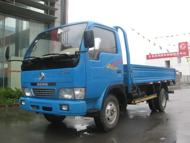 上海东风厢式货车报价图片大全