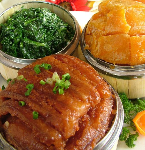 [网摘原编]12种蒸菜 美味诱惑你 - 十月大哥 - 十月大哥的博客