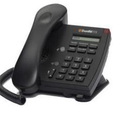 ShoreTel IP电话机115,IP电话机安装调试