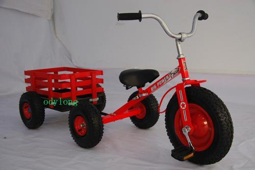 :儿童三轮车