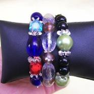 供应首饰道具水晶玛瑙琥珀展示手链枕头