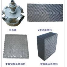 供应专业安装注塑机冷却塔安装改造消音棉冷却塔补漏图片