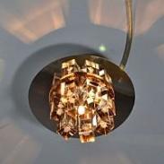 水晶灯卧室灯现代灯过道灯图片