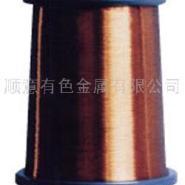 220级聚酯亚胺复合漆包铜圆线图片