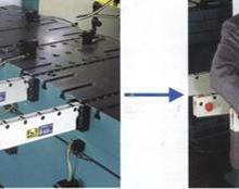 供應富偉注塑機RC/RD/RE/RF移模臂圖片
