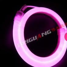 供应粉红色柔性灯带图片