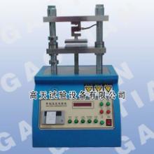 供应专业纸板检测环压强度试验机