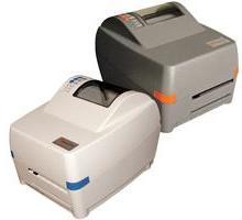 供应桌面办公条码打印机DMXE4205不干胶条码打印机生产标签碳带