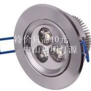 大量批发3W大功率LED射灯图片