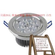 厂家大量批发12W高光天花灯图片