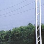 监控杆立杆锥杆中原交通信号图片