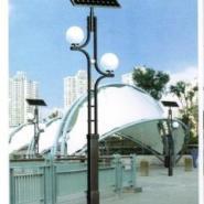 海拉尔太阳能路灯太阳能庭院灯厂家图片