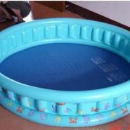 PVC充气水池/充气家用婴儿水池图片