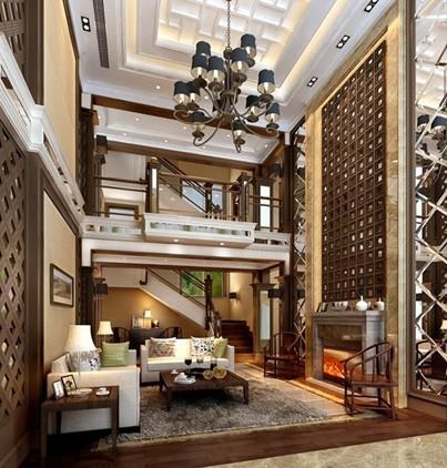 豪宅设计上海筑木空间豪宅设计图片图片