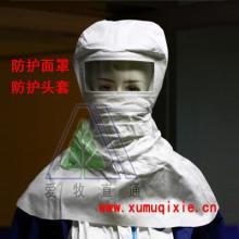 供应防护面罩防护头套医用防护服批发