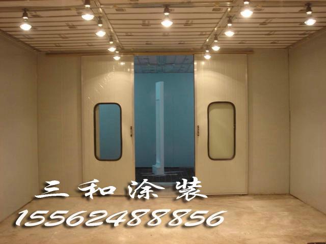 家具喷漆房图片 山东德鑫涂装烤漆设备厂产品图片