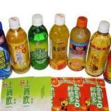 供应果汁饮料瓶标签