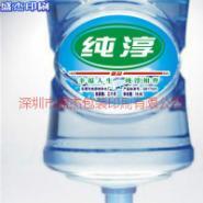 不干胶标签印刷-矿泉水桶贴图片