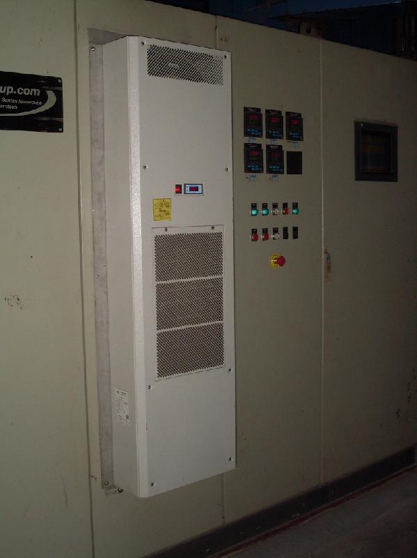 ...空调器样板图 控制箱空调器电气柜空调器价格 力盛机电科技