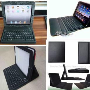 中凯国际iPad皮套硅胶键盘图片
