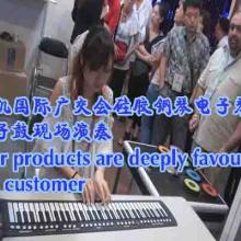 供应硅胶钢琴和电子琴同属键盘乐器批发