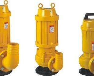 北京天朗恒通双轮污水泵安装维修图片