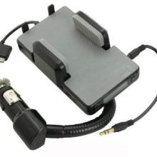 中国供应车载多功能充电器发射器支架适合iphone,HTC,黑莓通用批发