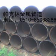 江苏生产15CrMoR电熔焊管厂图片