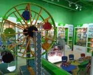广安儿童益智早教玩具连锁店加盟图片