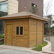湖南防腐木木屋公司图片