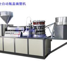 供应高速全自动瓶盖滴塑机、制盖机械、瓶盖辅机批发