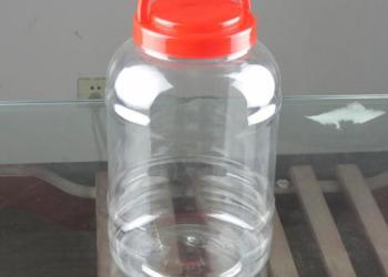 零食塑料罐厂家图片