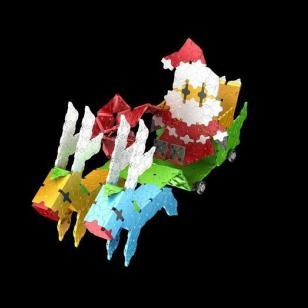 3d积木益智玩具诚招长沙地区加盟商图片