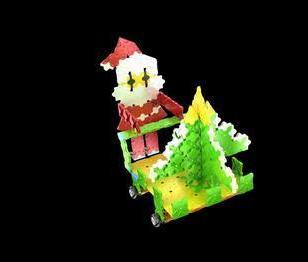3d积木益智玩具诚招广州地区加盟商图片