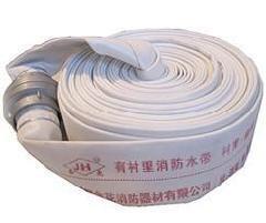 东陵区橡胶有衬里消防水带图片
