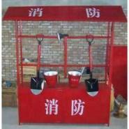 沈阳消防沙箱消防斧消防架图片