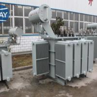 供应益阳S9-M-100-10KV三相电力变压器,益阳油浸式变压器厂