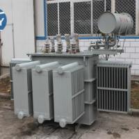 供应重庆S9-1600-10KV配电变压器参数,重庆三相油浸式变压器