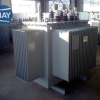 供应江苏S9-80KVA/10KV电力变压器,江苏油浸式变压器