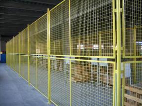 山西车间隔离网,仓库隔离网,太原车间防护网冀发定做