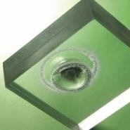 台州9mm草绿PC雨棚阳光板4mm颗粒板图片