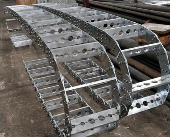 供应拖链金属软管机床部件