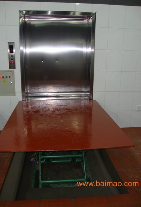 传菜梯供应珠海医院医用杂物电梯杂货梯深圳广州传菜梯