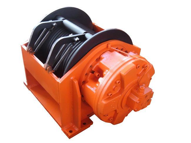叙述khsj系列液压绞车由带单向平衡阀图片